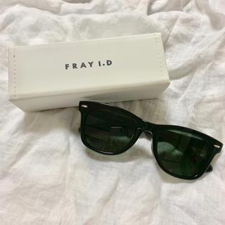 フレイアイディー(FRAY I.D)のFRAY I.D sunglasses(サングラス/メガネ)