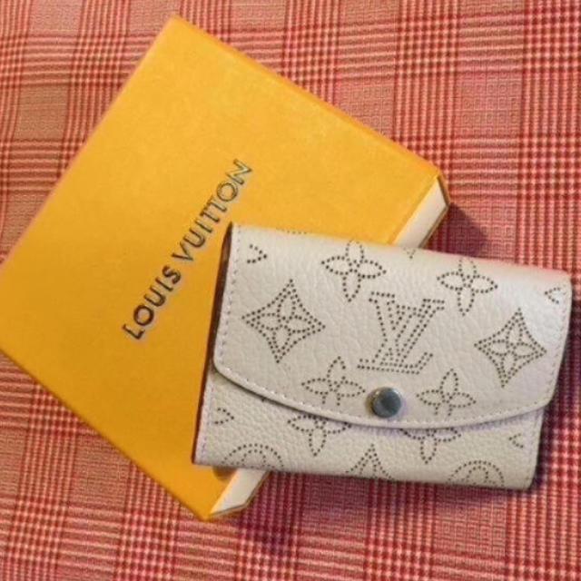 LOUIS VUITTON - LOUIS VUITTON / ルイ ヴィトン  二つ折り財布の通販 by キサミ|ルイヴィトンならラクマ