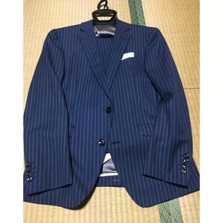 ジャーナルスタンダード(JOURNAL STANDARD)の新品スーツ 紺色ストライプ 170(セットアップ)