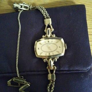 アガット(agete)のagete シルバー腕時計(腕時計)