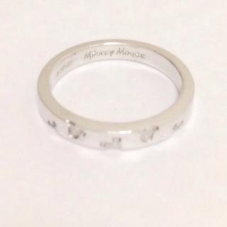 ヨンドシー(4℃)の4℃ ディズニーリング 13号 S925(リング(指輪))