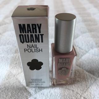 マリークワント(MARY QUANT)のマリークワント ネイルポリッシュ S-02(マニキュア)