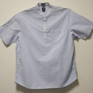 ギャップ(GAP)の★新品★GAP   プルオーバーシャツ(Lサイズ)(シャツ/ブラウス(半袖/袖なし))