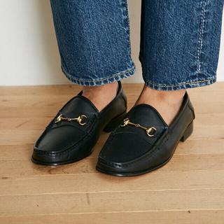 シンゾーン(Shinzone)のCAMINANDO 2way BIT LOAFERS(ローファー/革靴)
