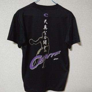 アシックス(asics)のバスケット Tシャツ(バスケットボール)