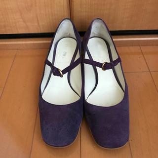 ミュウミュウ(miumiu)のミュウミュウの靴(ローファー/革靴)