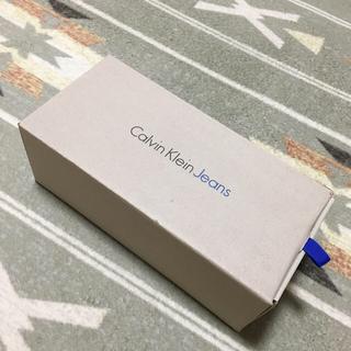 カルバンクライン(Calvin Klein)の♡カルバンクラインジーンズ 靴の空き箱♡(ショップ袋)