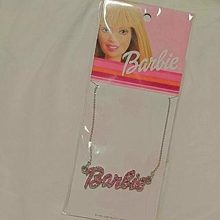 バービー(Barbie)のバービーロゴネックレス(ネックレス)