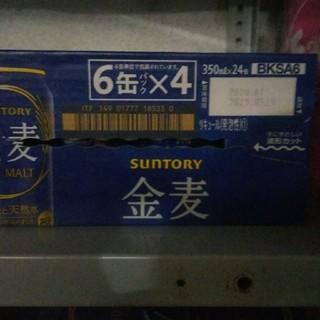サントリー(サントリー)の金麦350ml1ケース(その他)