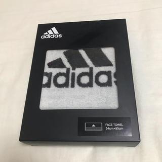 adidas - 新品 adidas アディダス フェイスタオル