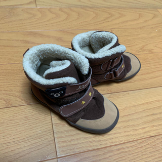 ミキハウス(mikihouse)のダブルビーのブーツ(ブーツ)