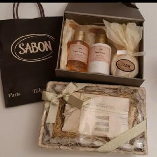 SABON - 値下げ SABON ギフト セット