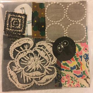 ミナペルホネン(mina perhonen)のミナペルホネン  ホープ  刺繍(生地/糸)