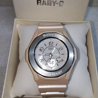 ベビージー(Baby-G)のカシオ Baby-G BGA-1020-4BJF 電波ソーラー(腕時計)
