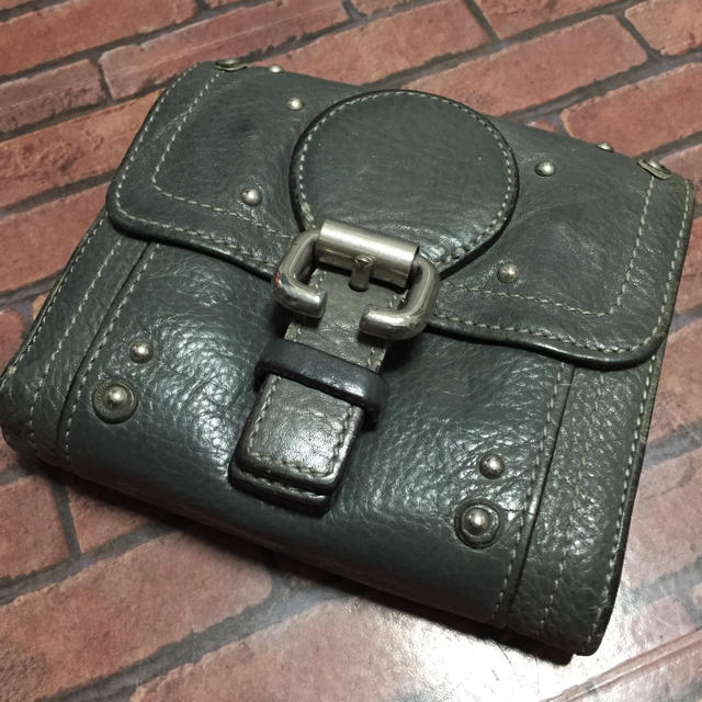 Chloe - 限定SALE✨レザー折財布✨Chloeの通販 by momocya(^O^☆♪'s shop|クロエならラクマ