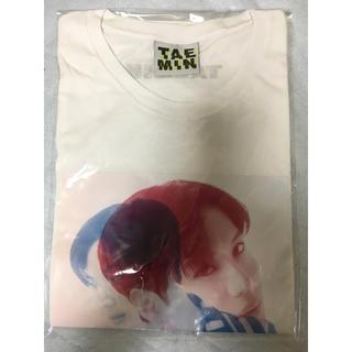 シャイニー(SHINee)の SHINee テミン Tシャツ ホワイト Mサイズ(K-POP/アジア)