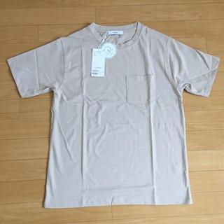 ディスコート(Discoat)の新品未使用 ディスコート  USAコットンポケットTシャツ(Tシャツ/カットソー(半袖/袖なし))