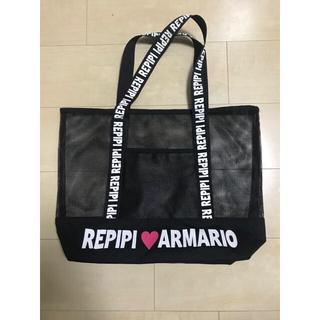 レピピアルマリオ(repipi armario)のレピピアルマリオ repipi プールバッグ&羽織り ラッシュガード(水着)