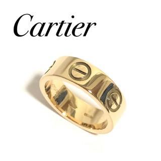 カルティエ(Cartier)のCartier カルティエ ラブリング K18 YG イエローゴールド 46号(リング(指輪))