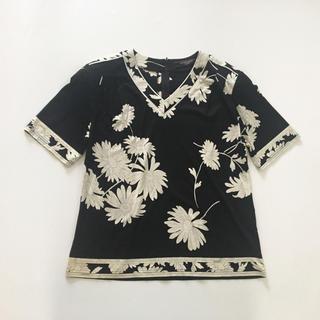 レオナール(LEONARD)のレオナール♪半袖トップス L(Tシャツ(半袖/袖なし))