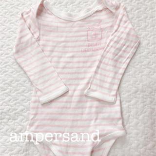 アンパサンド(ampersand)のbaby ampersand ♡ ロンパース(ロンパース)