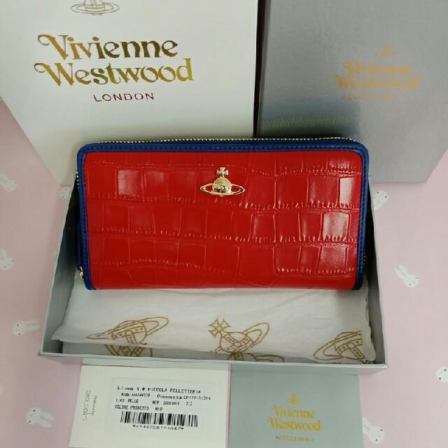 Vivienne Westwood - 最新モデル 超人気 ヴィヴィアンウエストウッド 長財布 55329の通販 by オカザキ's shop|ヴィヴィアンウエストウッドならラクマ
