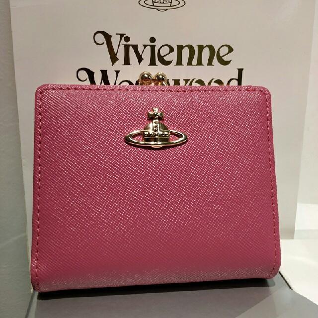 Vivienne Westwood - ヴィヴィアン ウエストウッド  二つ折り財布  がま口財布 88706の通販 by 宏季's shop|ヴィヴィアンウエストウッドならラクマ