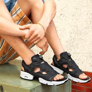 リーボック(Reebok)のインスタポンプフューリー サンダル [INSTAPUMP FURY sandal(サンダル)