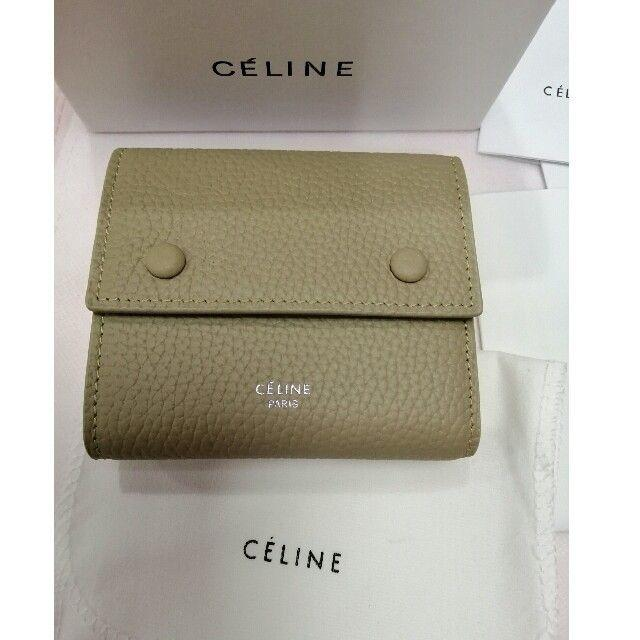 casio sheen スーパー コピー | celine - 19ssセリーヌCeline   折り財布   美品 の通販 by キヨカク5487's shop|セリーヌならラクマ