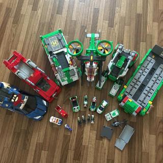 タカラトミー(Takara Tomy)のハイパーグリーンレンジャー ハイパーレスキュー ハイパーブルーポリス(知育玩具)