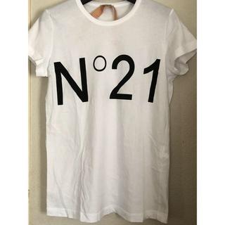 N°21 - 超美品★ 本物 ヌメロベントゥーノ Tシャツ レディース