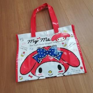 サンリオ(サンリオ)の新品値下げ☆マイメロディプールバッグ(マリン/スイミング)
