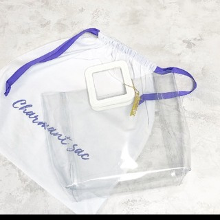 ドゥロワー(Drawer)のシャルマントサック PVC バック(ショルダーバッグ)