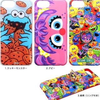SESAME STREET - 新品♡iPhone8/7/6s/6対応 iPhoneケース セサミストリート