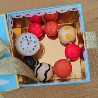 ツモリチサト(TSUMORI CHISATO)のツモリチサト 腕時計 ハッピーボール(腕時計)