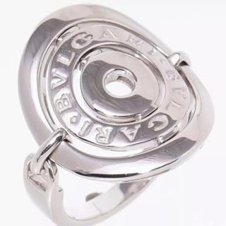 ブルガリ(BVLGARI)のブルガリ アストラーレ リング指輪750WG#51希少美品(リング(指輪))