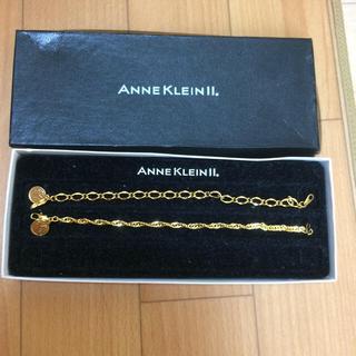 アンクライン(ANNE KLEIN)のAnne kleinii ブレスレット(ブレスレット/バングル)