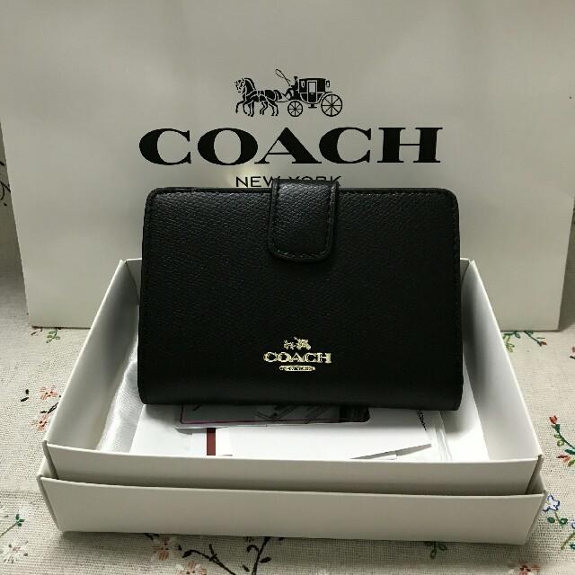 シャネル バッグ 通販 スーパー コピー 、 COACH - 新品!コーチ 折り財布 F53436の通販 by ハユン's shop|コーチならラクマ