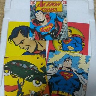 マーベル(MARVEL)の【アメコミ】スーパーマンレターカード【外国製】(カード/レター/ラッピング)
