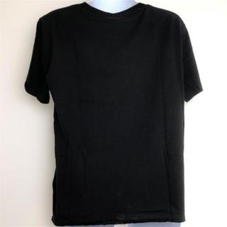 サンローラン(Saint Laurent)のサンローラン Tシャツ トップス レディース ロゴ 半袖 542098 S 黒(Tシャツ(半袖/袖なし))