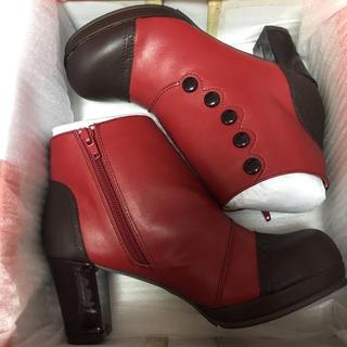 ヨースケ(YOSUKE)のヨースケ ショートブーツ ブーティ 靴 シューズ レトロ(ブーツ)