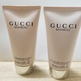 グッチ(Gucci)のGUCCI シャワージェル ボディーローション(ボディローション/ミルク)