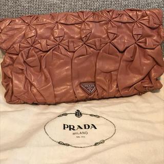 プラダ(PRADA)のプラダ クラッチバッグ(クラッチバッグ)
