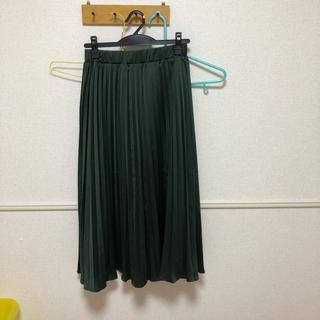 ウィゴー(WEGO)のプリーツスカート♡(ひざ丈スカート)