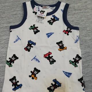 ミキハウス(mikihouse)のミキハウス タンクトップ 110(Tシャツ/カットソー)