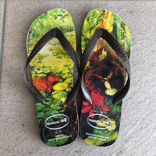 ハワイアナス(havaianas)のハワイアナス メンズ 27(ビーチサンダル)