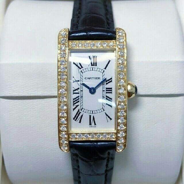 gucci ゴールド 時計 スーパー コピー | Cartier - Cartierレ カルティエ ディース 腕時計の通販 by ユウト's shop|カルティエならラクマ