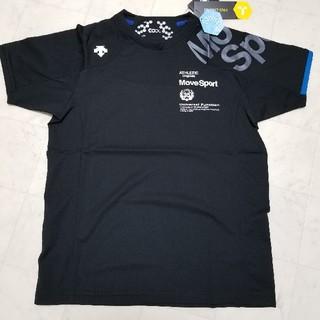 デサント(DESCENTE)の317 デサント ムーブスポーツ MOVE SPORT  冷寒素材 タフTシャツ(Tシャツ/カットソー(半袖/袖なし))