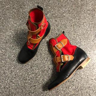ヴィヴィアンウエストウッド(Vivienne Westwood)のセディショナリーズ ブーツ(ブーツ)