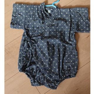 甚平 size80(甚平/浴衣)